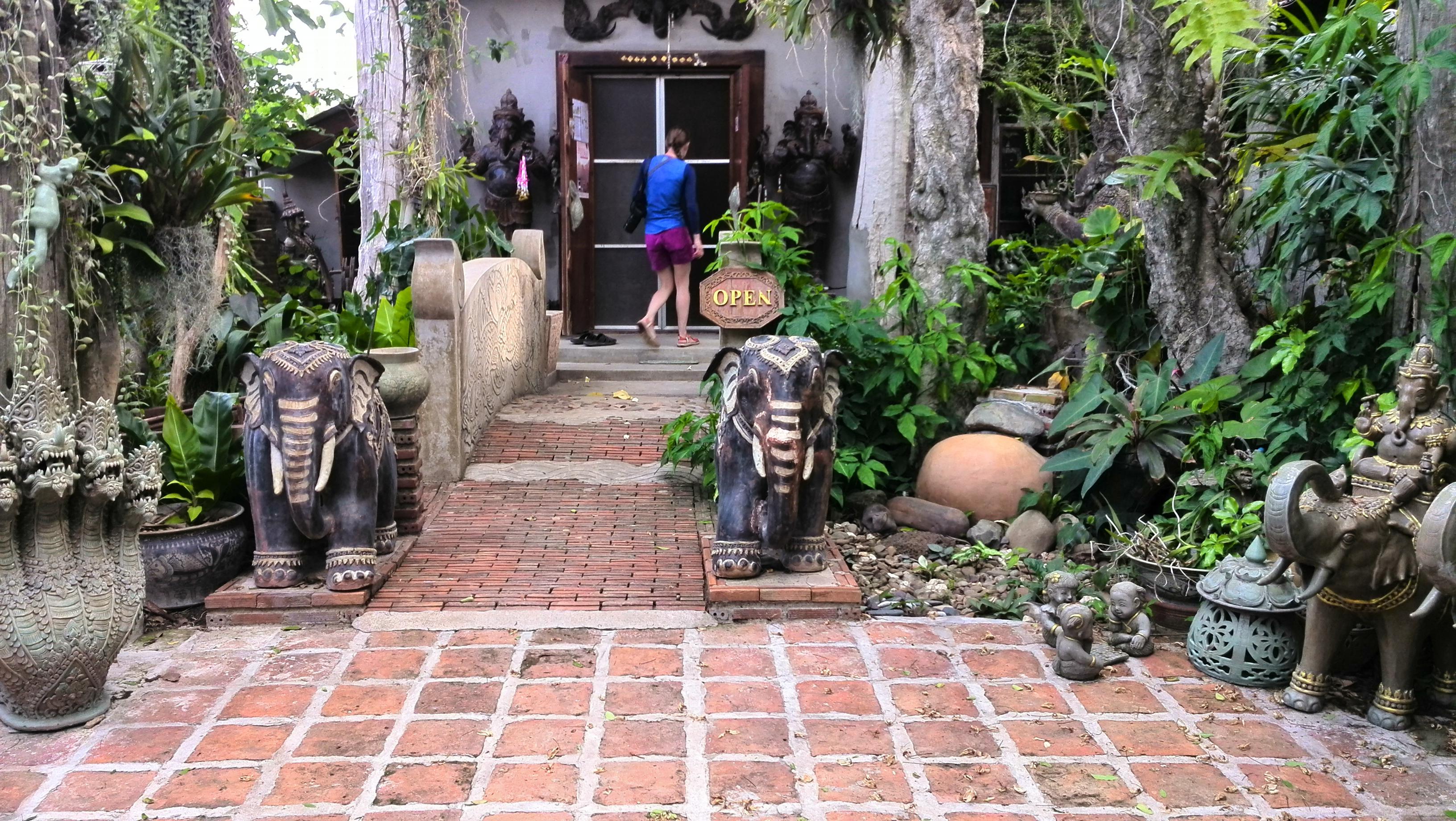 Путешествия с детьми: Таиланд. Наши заметки: Сукхотай - день второй