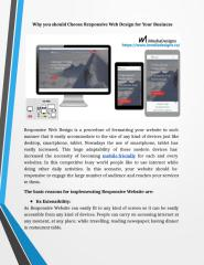 Responsive Web Design for Your Business IMediadesign.pptx