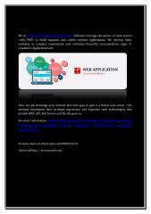 Ahmedabad Web Development company.doc