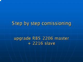 Comissioning RBS 2206+2216.pdf