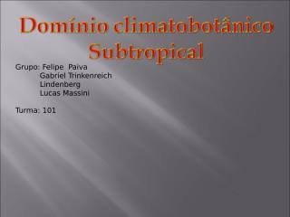 Subtropical.ppt