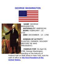 GEORGE WASHINGTON.doc