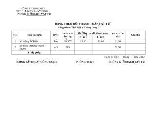 BANG THEO DOI THANH TOAN _HIEU.doc