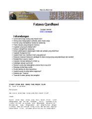 yusuf al-qaradhawi - fatwa al-qaradhawi.pdf