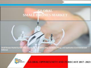 Small Drones Market.pptx