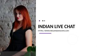 Indian live chat.ppt