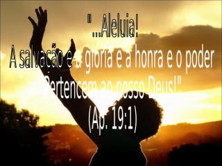 ALELUIA_Aline Barros.ppt