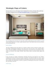 Home Decor & Interior Furnishing in Cochin.docx