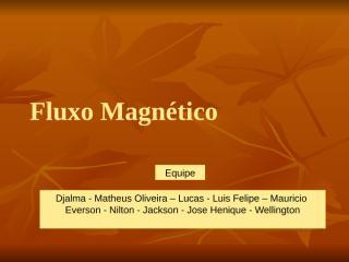 Fluxo_Magnetico.pptx