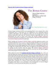 chronic fatigue syndrome treatment.pdf