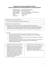 4. KI-KD Mata Pelajaran .doc