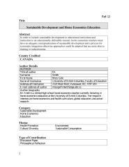 Sustainable Development and Home Economics Education.pdf