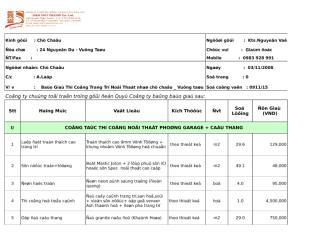 BAO GIA NOI THAT 24 NG DU.VT (03-11-08) revised.xls